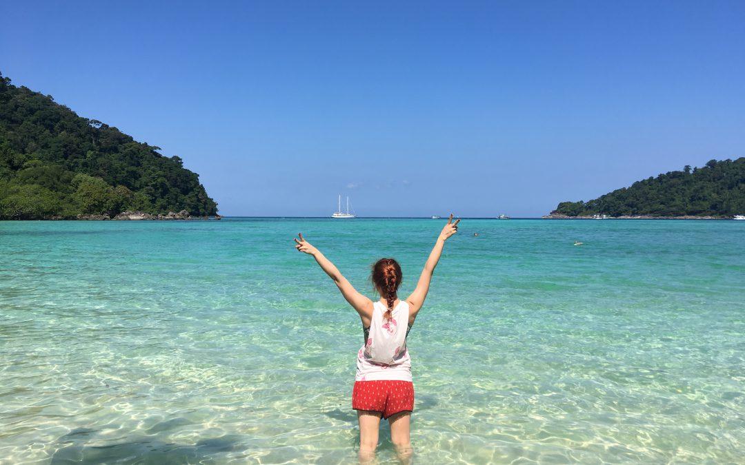 Thailands Süden – Vom trubeligen Bangkok in die ruhige Andamanensee